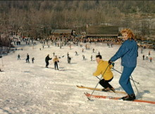 history of Big Boulder ski area pa