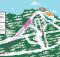 Ski Big Bear Trail Map.
